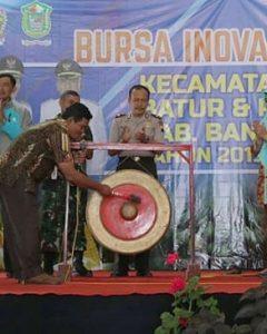 Bursa Inovasi Desa Kecamatan Pejawaran dan Batur