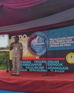EXPO KKN 2019  Kecamatan Pejawaran