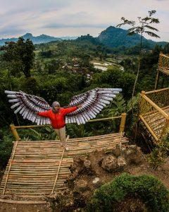 Wisata Bukit Salam, yang baru dari Karangsari
