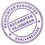 Daftar Penjabat Kepala Desa di Wilayah Kecamatan Pejawaran Tahun 2019
